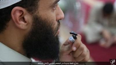 فارغالتحصیلی کودکان داعش +تصاویر