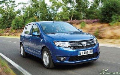 ارزان ترین ماشین جدیدی است که وارد بازار اروپا شده است. این ماشین متعلق به کمپانی Sandero  است و حدود ۲۳ میلیون قیمت دارد. هیچ کدام از ماشین های عرضه شده در هفته های احیر به بازار اروپا ارزان تر از این ماشین نیست.