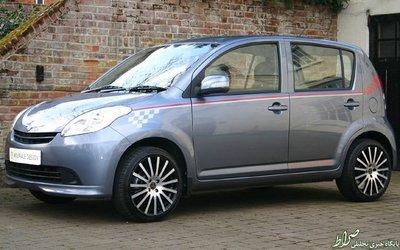 Perodua Myvi نسخه ای بازسازی شده از ماشین Daihatsu Sirion  است که به راحتی جزو ارزان ترین ماشین های اروپایی قرار می گیرد. این خودرو نیز قمیتی در حدود ۲۷ میلیون دارد.