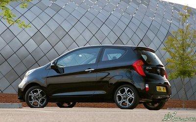 ماشین بعدی  Kia Picanto است که وارانتی ۷ ساله دارد و قمیتی در حدود ۳۱ میلیون دارد.