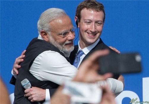 اما نارندرا مودی، نخستوزیر هند، برای بغل کردن مردم دنبال هیچ دلیلی نمیرود. او هر کسی را که ببیند در آغوش میگیرد.