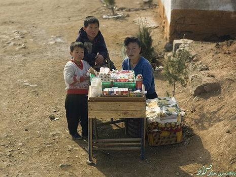 کره شمالی با انتشار عکس هایی که فقر در این کشور را نشان می دهد مخالف است.