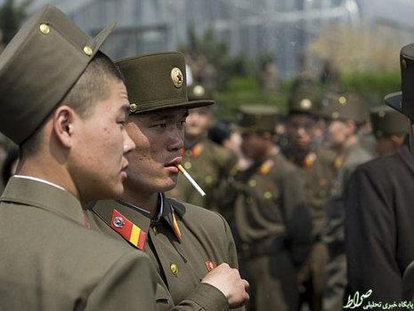 کره شمالی با انتشار تصاویر  از نظامیان مخصوصا در حالی که مشغول استراحت هستند مخالف است.