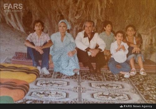 خانواده پهلوی در کیش