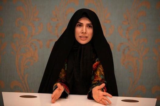 سیده فاطمه حسینی/ تهران