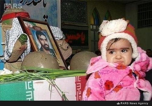 فرزند شهید عبدالرحیم فیروزآبادی
