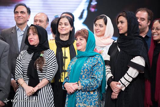 گل زیره غزل شاکری tv show red carpet in iran / pic US Message Board - Political Discussion Forum