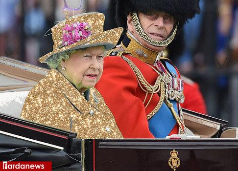 همسر ملکه انگلیس همسر ملکه الیزابت ملکه انگلیس عکس روباه پیر اخبار انگلیس