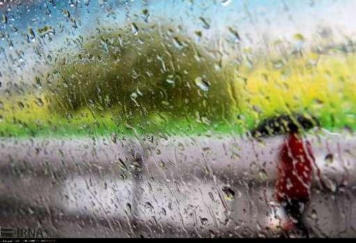 عکس باران گیلان