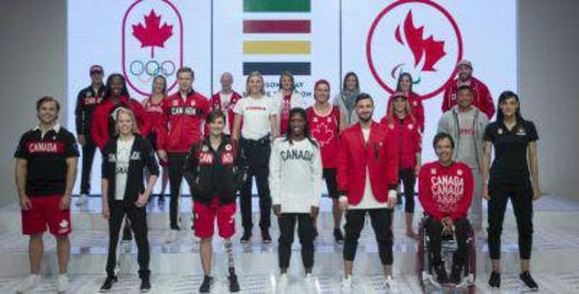 لباس کاروان ورزشی کانادا
