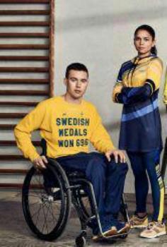لباس کاروان ورزشی سوئد