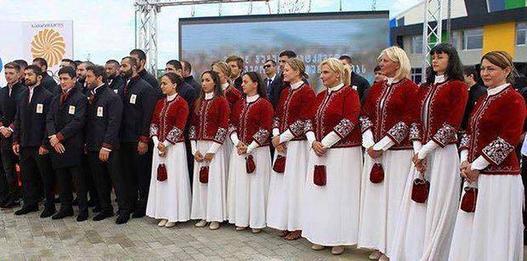 لباس کاروان ورزشی گرجستان