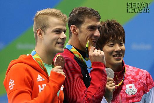 همسر مایکل فلپس قهرمان شنا شناگران ایرانی بیوگرافی مایکل فلپس المپیک 2016 ریودوژانیرو Michael Phelps wife Michael Phelps