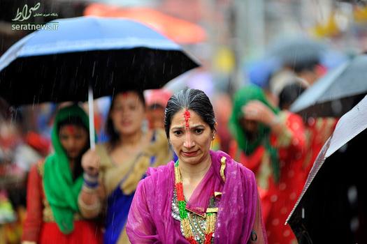 عکس هند زن هندی دختر هندی جشن شوهریابی آموزش شوهر یابی آرایش بازیگران