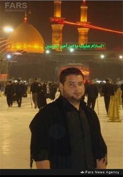 شهید مدافع حرم لبنانی محمد حمودی
