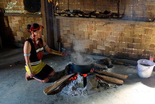 جشنواره قبیله ای در هندوستان
