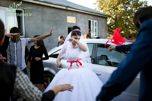 ازدواج در سن پایین,ازدواج با دختر بچه,عروسی با دختر بچه,ازدواج در سن و سال پایین