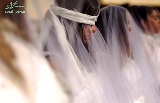 اعتراض جالب زنان لبنانی با لباس عروس, اعتراض عروسهای آغشته به خون,قانون تجاوزدر لبنان