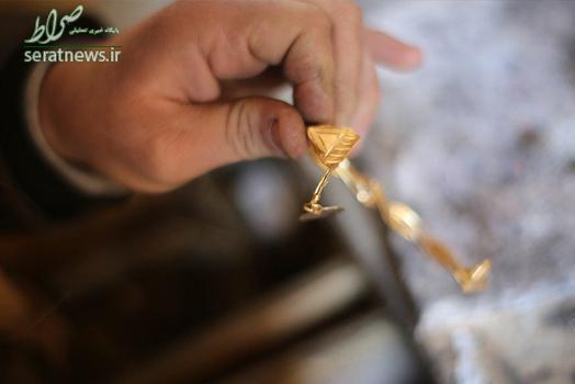 طلا سازی داعش