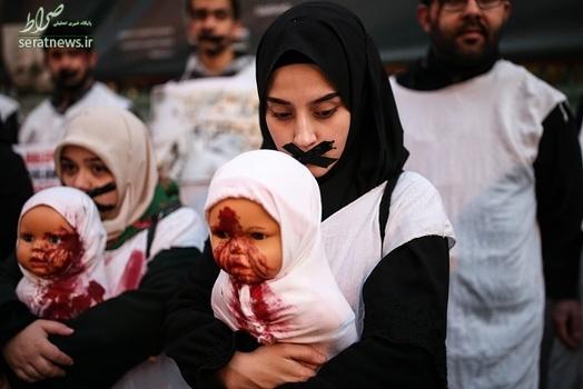 زنان کفن پوش,کفن پوشیدن زنان ترکیه,عکس های زنان ترکیه,زنان ترک