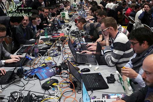 برگزاری آزمون ویژه هکرها در جریان برپایی کنفرانس امنیت سایبری - لیل، فرانسه
