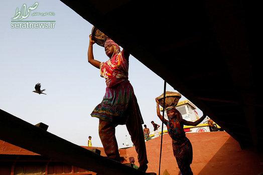 زنان کارگر در بنگلادش