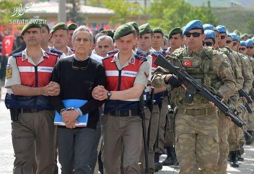 بازداشت اوزتورک فرمانده سابق نیروی هوایی ترکیه به اتهام توطئه و سازماندهی کودتای شکست خورده